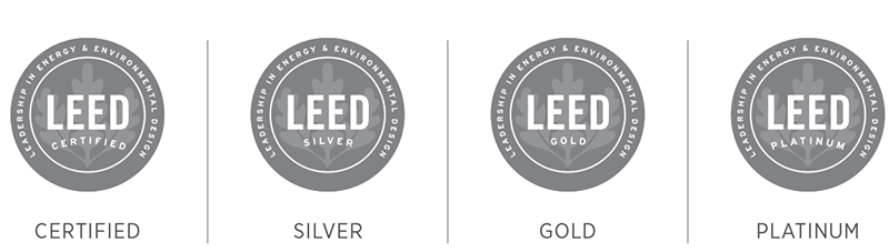 for Platinum leed certification