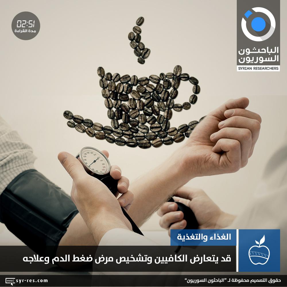تأثيرُ تناول القهوة على فعاليةِ أدويةِ